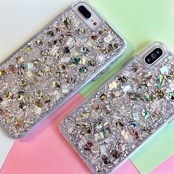 innovative design a6106 e374f Mother of Pearls Case-Mate Case iPhone 8 Plus